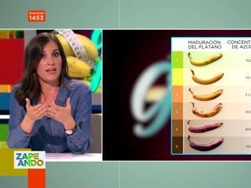 ¿Plátanos maduros o verdes, cuáles son mejores? Boticaria García te das las claves