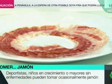 ¿Cuáles son las propiedades beneficiosas del jamón ibérico?