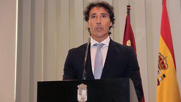 El director general de Seguridad Ciudadana y Emergencias, Pablo Ruiz Palacios