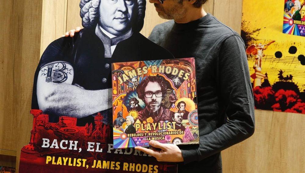 Bach fue 'El Padrino' y Beethoven la estrella de rock: los apuntes de James Rhodes para disfrutar de la música clásica