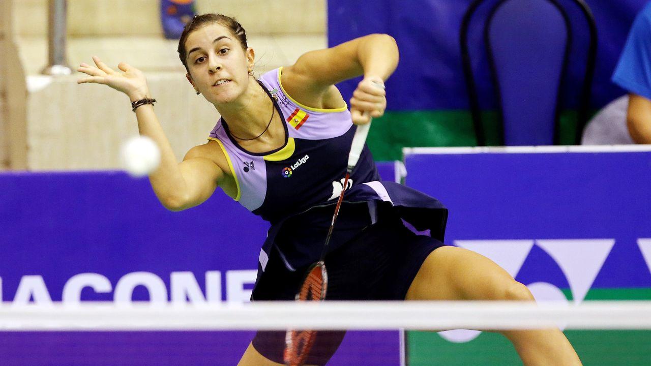 Carolina Marín logra su primera victoria tras superar su grave lesión