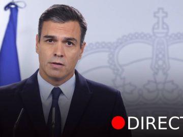 Elecciones Generales 10N | Investidura fallida de Pedro Sánchez