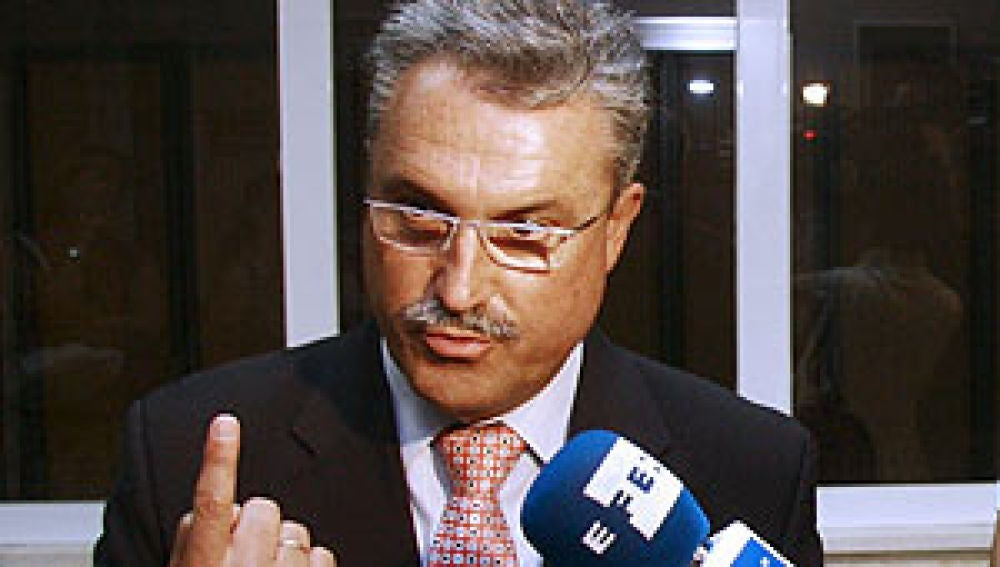 Raúl López, exalcalde de Coslada