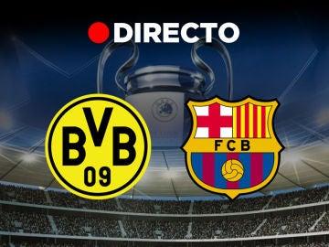 Borussia Dortmund - Fc Barcelona: Partido de Champions League