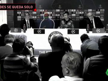 Los jugadores del Valencia dejan tirado a Celades