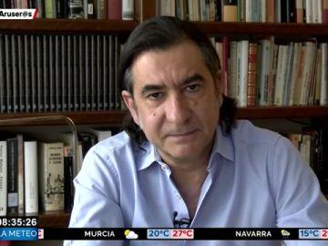 El colaborador Ángel-Antonio Herrera