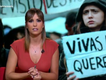 """Sandra Sabatés, contra los crímenes machistas: """"Estas mujeres han sido asesinadas por ser el hecho de ser mujeres, basta de maquillar la realidad"""""""