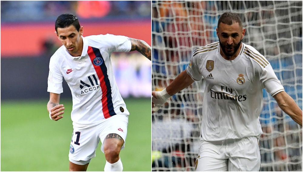 PSG-Real Madrid, partido de fase de grupos de la Champions League 2019/2020