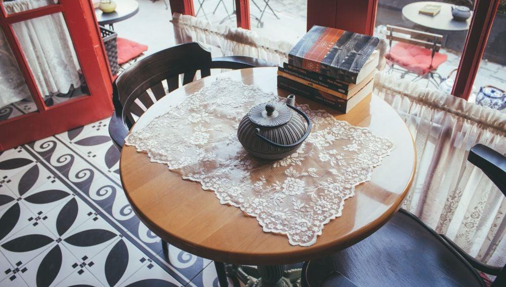 Cafés-Librerías