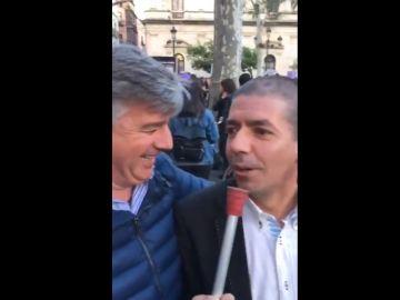 Los condenados por insultar a manifestantes del 8M