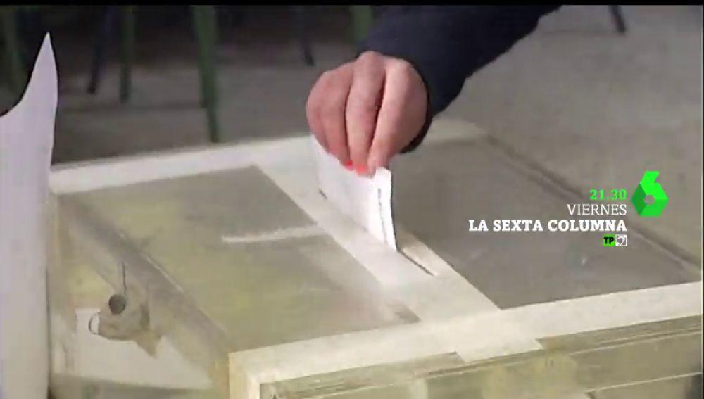 'Elecciones generales: da igual cuándo leas esto', en laSexta Columna