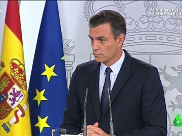 Así fue la tensa reacción de Pedro Sánchez a la pregunta de un periodista