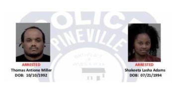 Los detenidos por obligar a prostituirse a una mujer en Pineville (EEUU)