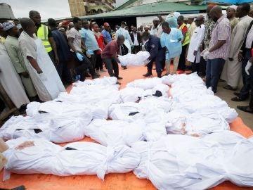 Al menos 26 niños muertos en una escuela de Liberia