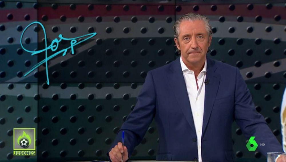 """Josep Pedrerol: """"Siempre se puede revertir la situación. Con Zidane y James ha ocurrido"""""""