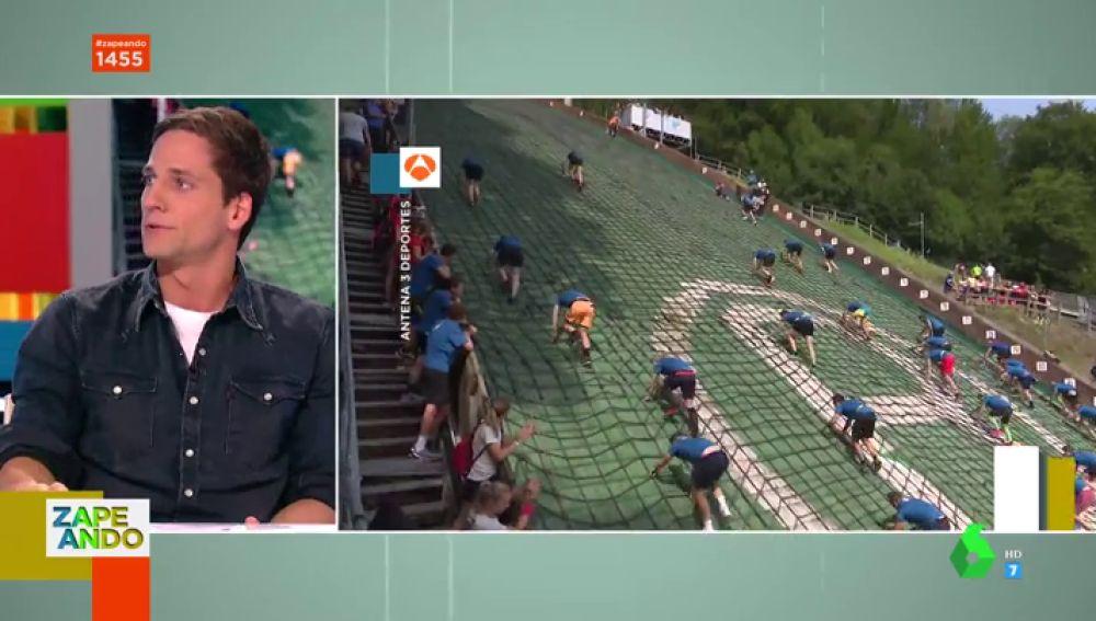 Gotzon Mantuliz te explica las claves de la carrera más empinada del mundo