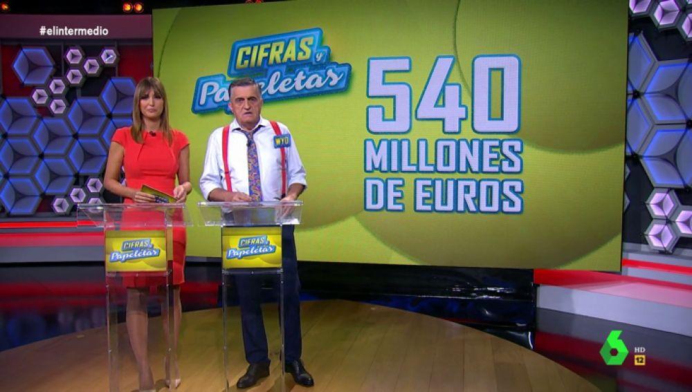 """540 millones de euros en elecciones generales desde 2015, y otras cifras """"escalofriantes"""" de las campañas electorales"""