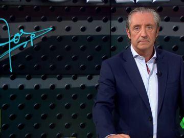 """Josep Pedrerol: """"Querido Zidane. La intensidad… empieza en ti"""""""