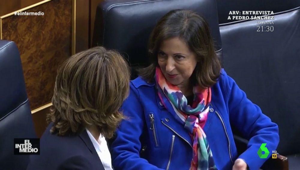 """El PSOE reconoce tener pesadillas """"horribles"""""""