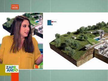 Maya Pixelskaya te muestra el búnker más grande del mundo