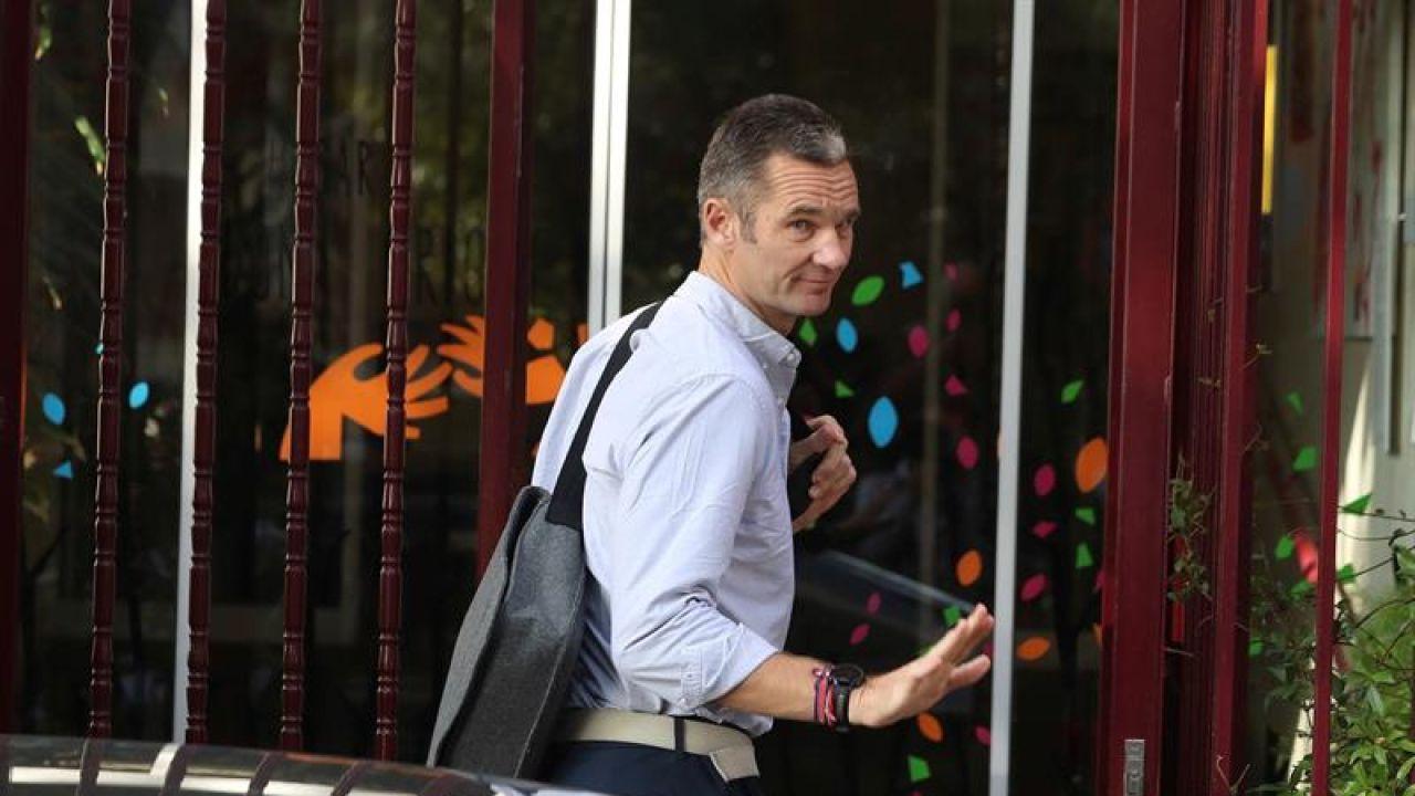 Iñaki Urdangarin sale de prisión para realizar voluntariado