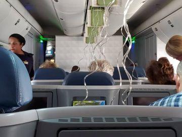 Imagen del vuelo de Delta Airlines