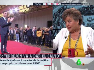 Cristina Almeida en Al Rojo Vivo