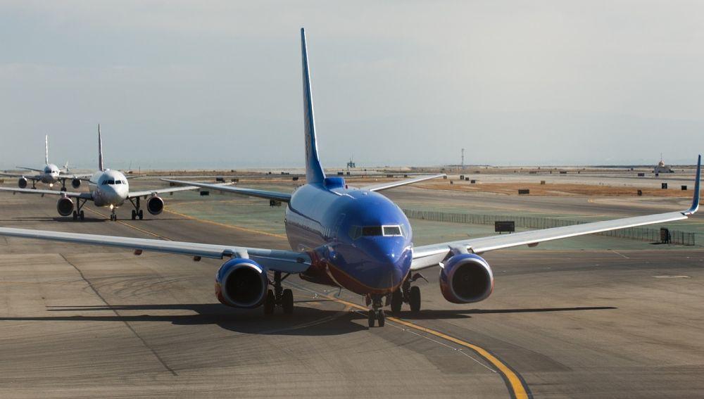 Disminuir los vuelos transatlánticos es una buena medida para reducir emisiones