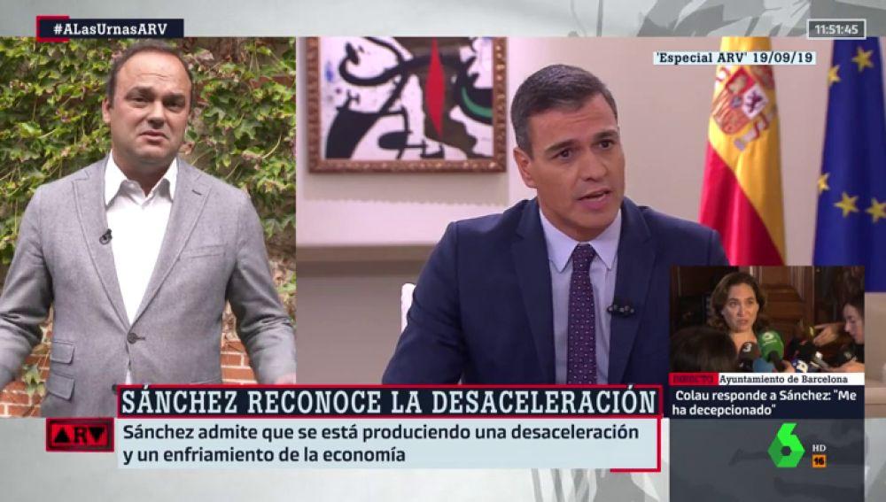 José Carlos Díez, en ARV
