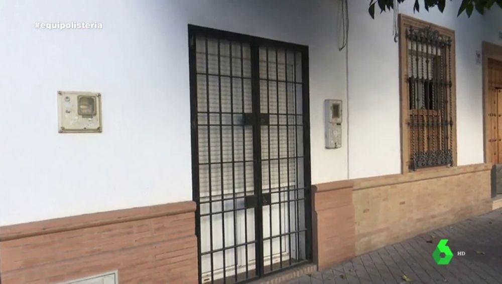 Imagen de la vivienda donde el gerente de Magrudis comenzó vendiendo tortillas