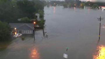 La tormenta tropical Imelda deja al menos dos muertos y graves inundaciones en Texas