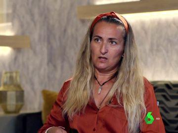 María Serrano, hija de la primera víctima mortal por el brote de listeriosis