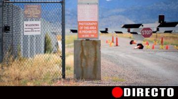 Asalto al Área 51, en el desierto de Nevada (Estados Unidos) | EN DIRECTO