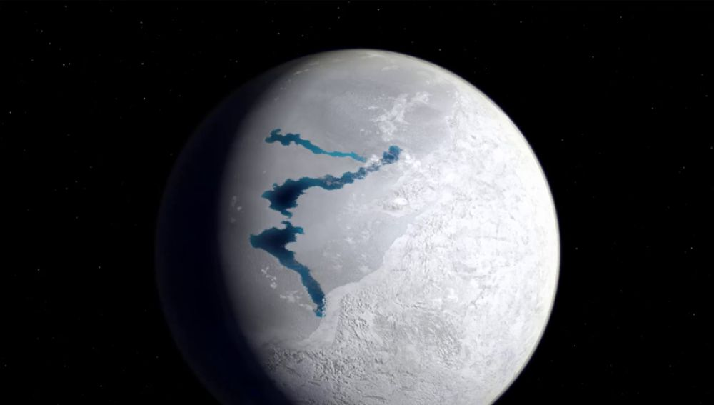 La razón por la que la tierra se congeló hace millones de años es revelado por fin