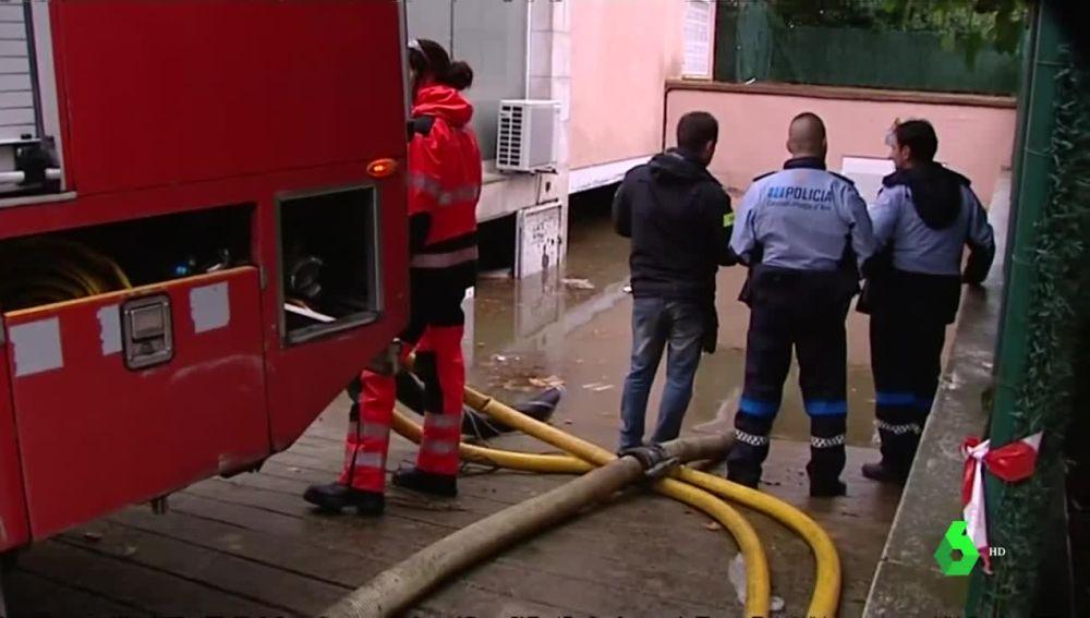 Muere un hombre en las inundaciones de Platja d'Aro, Girona