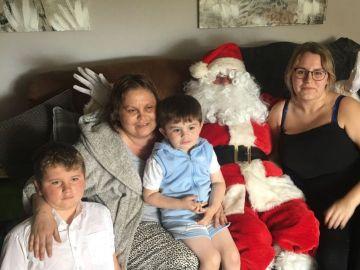 Una madre adelanta la Navidad tras saber que morirá pronto
