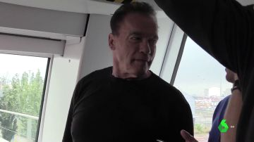 Arnold Schwarzenegger quiere copiar el metro automático de Barcelona