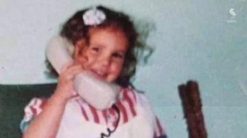 Imagen de la joven secuestrada hace 24 años en Buenos Aires