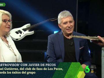 """El emocionante encuentro de una fan con Javier de Pecos: """"Me salvaron la vida, por eso les quiero"""""""