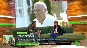 """Pedro Cavadas defiende las donaciones de Amancio Ortega: """"Podría quemar su dinero y lo dona a la Sanidad"""""""