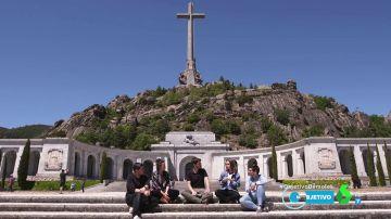Esto es lo que piensan cuatro jóvenes después de visitar por primera vez el Valle de los Caídos