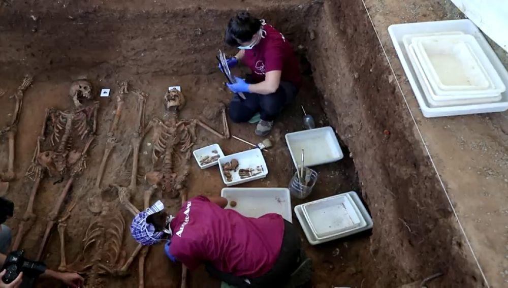 Ocho familias podrán recuperar del cementerio de Castellón los restos de sus antepasados fusilados durante el franquismo