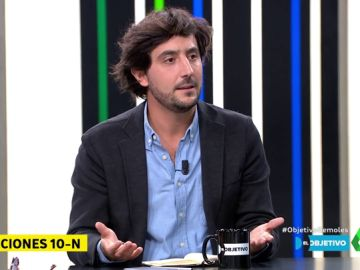 Toni Roldán en El Objetivo