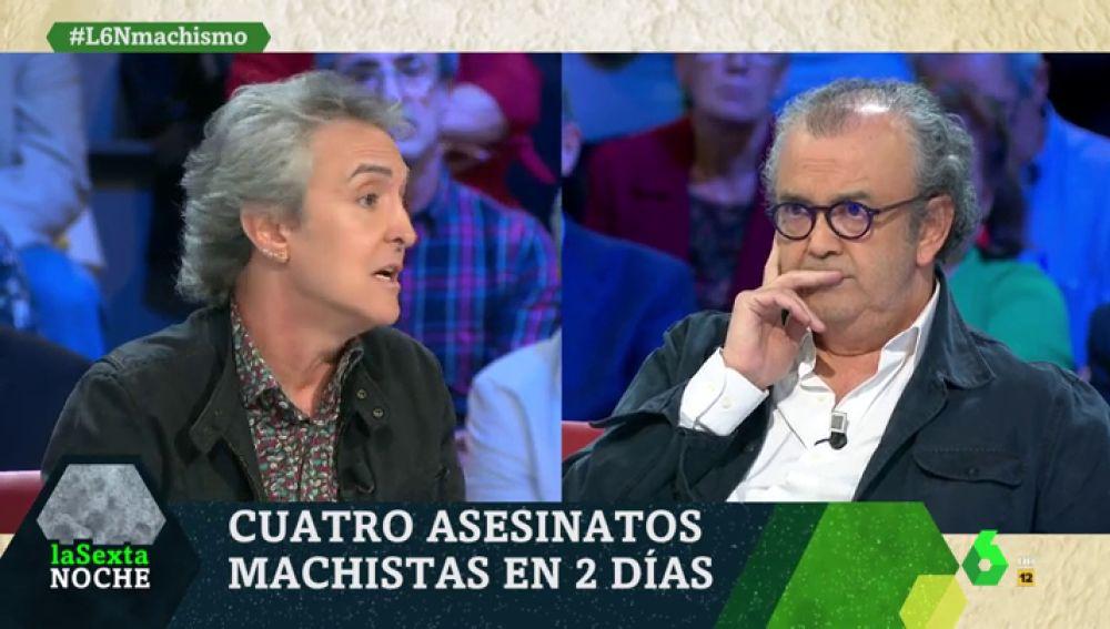 """Ramoncín carga contra Ortega Smith: """"La mujer está en la diana de un pensamiento carcamal como el de Vox"""""""