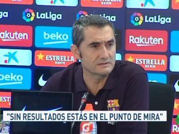 Seriedad en el Barça