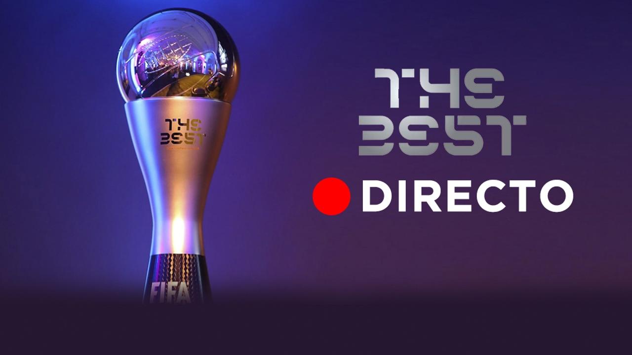 La gala de los premios The Best, en directo