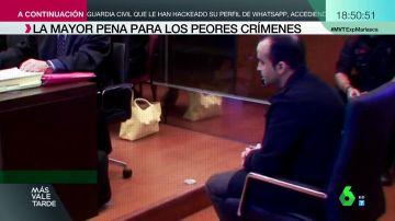 Estos son los brutales crímenes que hay detrás de las diez condenas a prisión permanente revisable dictadas en España