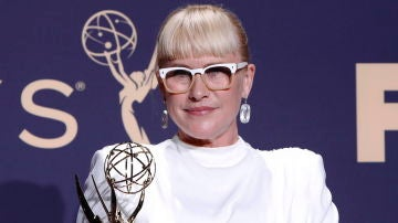 Patricia Arquette ganó un Emmy por su papel en 'TheAct'