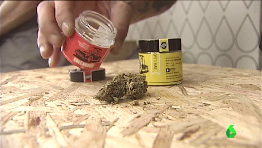 Los médicos advierten de los peligros de la marihuana 'light'