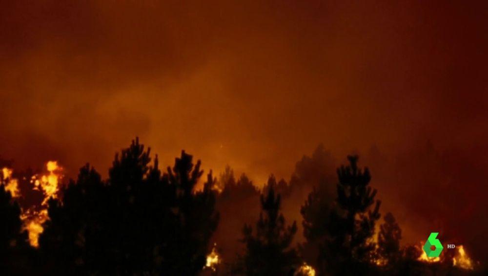 'Lo que arde', la película en la que los incendios de Galicia se cuelan en la pantalla en forma de ficción